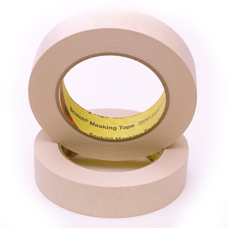 3M 234 Scotch[R] General Purpose Masking Tape - 3/4