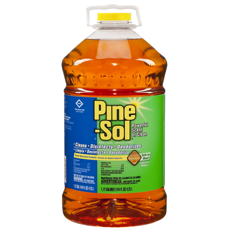 Commercial Solutions[R] Pine-Sol[R] Cleaner - 144 oz.