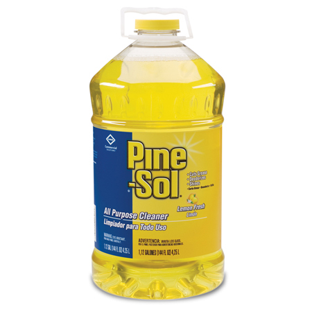 Orange Pine-Sol[R] All-Purpose Cleaner -144 oz., Lemon Fresh