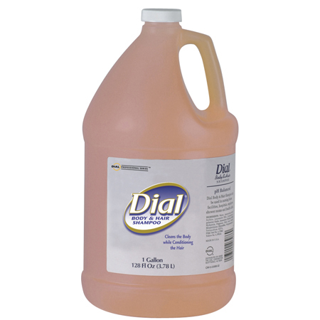 Dial[R] Body & Hair Shampoo - Gal.