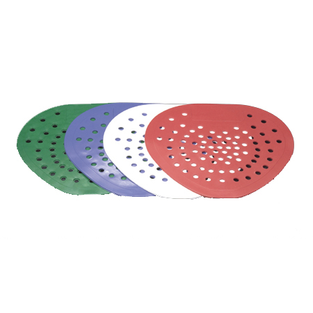 HOSPECO[R] Health Gards[R] Vinyl Urinal Screen - Cherry