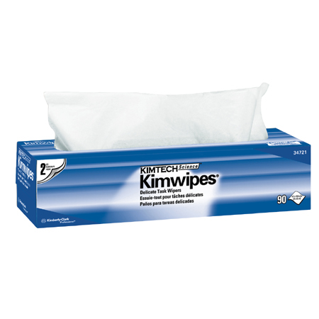 Kimtech Science[R] Kimwipes[TM] Delicate Task Wiper - White