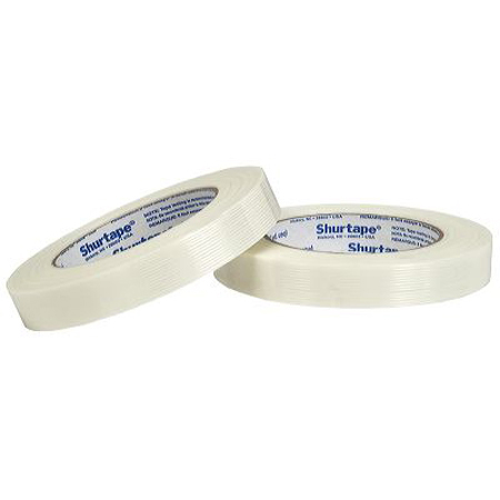 Shurtape[R] GS490 Strapping Tape - 24mm x 55m