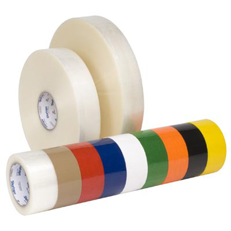Shurtape[R] HP200 Clear Hot Melt Sealing Tape - 48mm x 100m