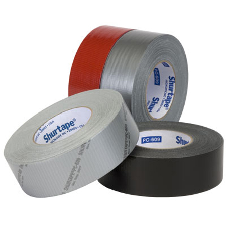 Shurtape[R] PC-609 Cloth Duct Tape - 2