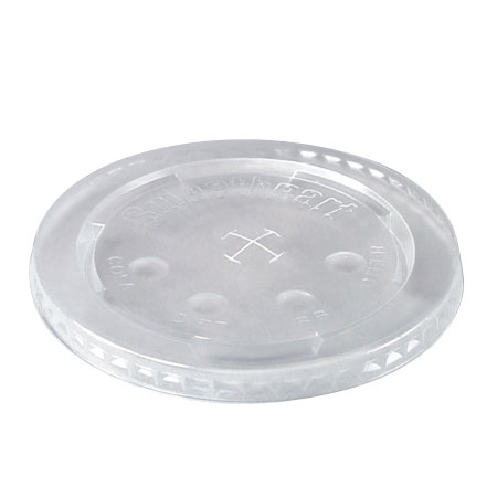 Solo[R] Clear ID Straw Slot Lid - Fits 12/16/20/21/22 oz.